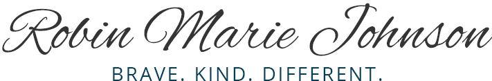Robin Marie Johnson Logo