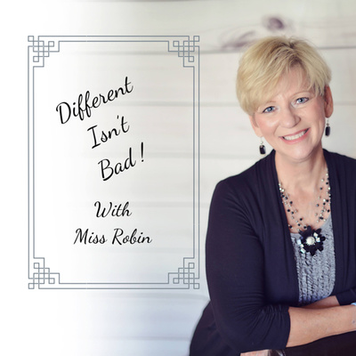 Different Isn't Bad Podcast Image